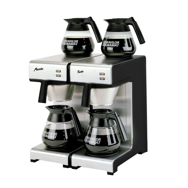 coffee machine mondo twin filter coffee machines sammic snack bar pizzeria. Black Bedroom Furniture Sets. Home Design Ideas