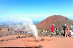 Montaña del fuego (Timanfaya)
