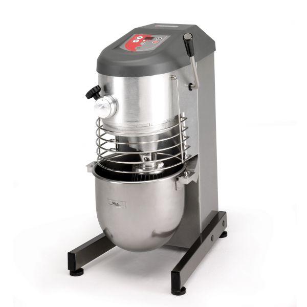 Planetary mixer BE-10 - Planetary mixers. Sammic Dynamic Preparation
