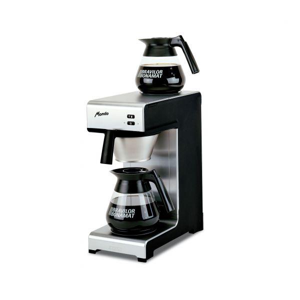 Coffee Production Into Decanters Machine Mondo
