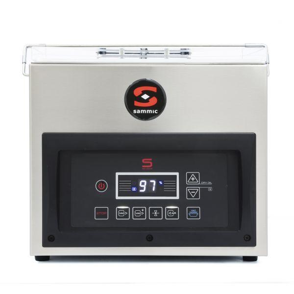 machine emballer sous vide se 206 machines emballer sous vide gamme sensor sammic. Black Bedroom Furniture Sets. Home Design Ideas