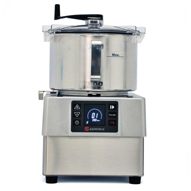 Food-Processor - Emulsifier KE-5V - Cutter-Mixers