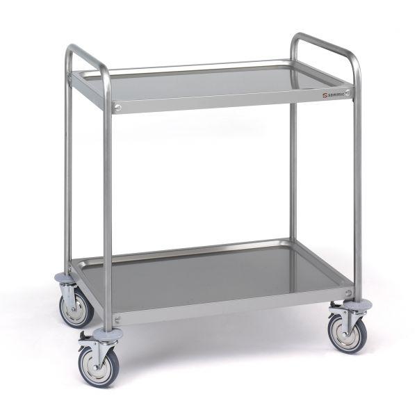 chariots de transport chariots de service sammic caf t ria buffet. Black Bedroom Furniture Sets. Home Design Ideas