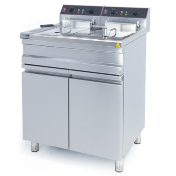 Electric fryer FE-15+15