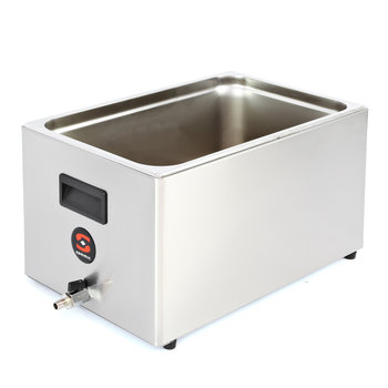 Insulated tank for SmartVide immersion circulator