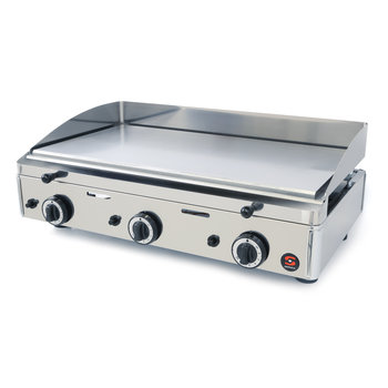 Hard chromium gas contact grill SPC-801
