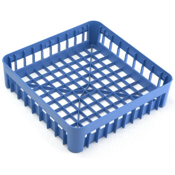 Baskets and supplements for glasswashers, dishwasher and rack conveyors.